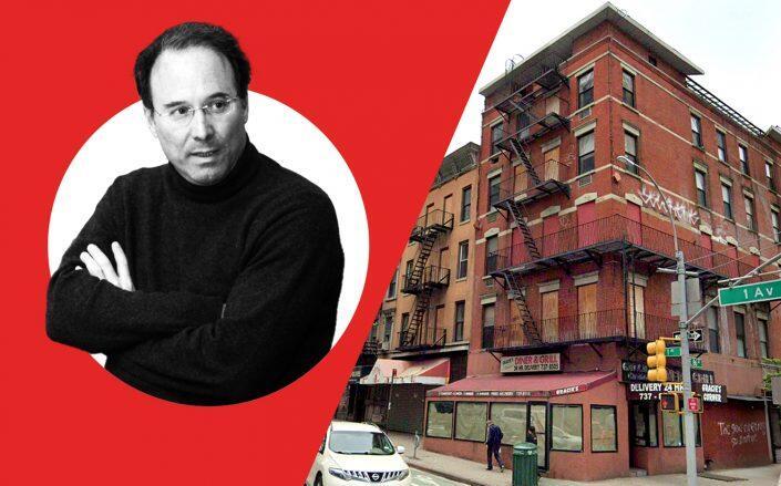 Gary Barnett and 352 East 86th Street (Google Maps)