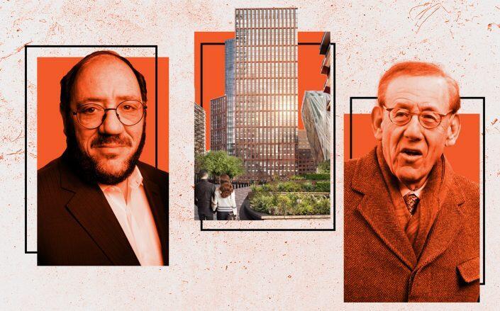 Joseph Tabak, 530 West 30th Street and Related's Stephen Ross (Getty, Related)