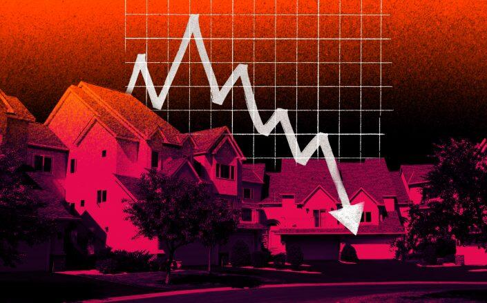 As home prices went up, sales edged down — by 0.9% from April to May (iStock)