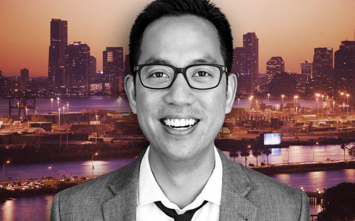 Opendoor CEO Eric Wu (Getty, Opendoor)