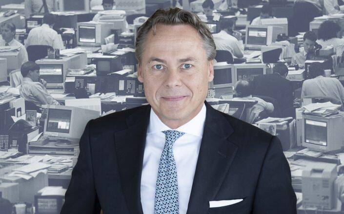 UBS CEO Ralph Hamers (Getty, ING Group / Sander Stoepker)