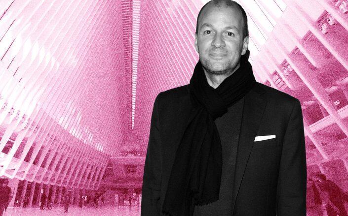 Victoria's Secret CEO John Mehas. (Getty)