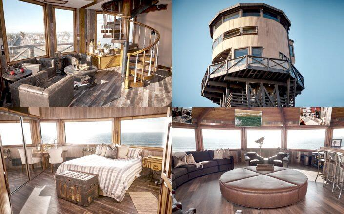 Seal Beach's landmarked water tower house (Compass)