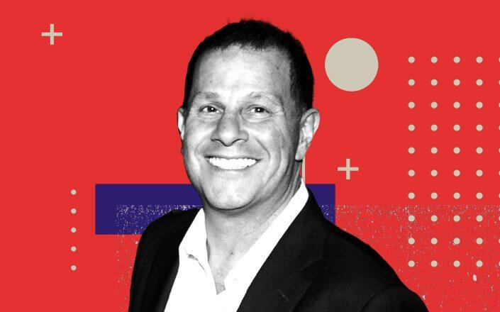 Authentic Brands CEO Jamie Salter (Getty)