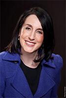 Manhattan Supreme Court Justice Jennifer Schecter