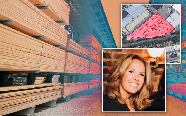 Lumber firm outgrows LIC digs, relocates to Glendale