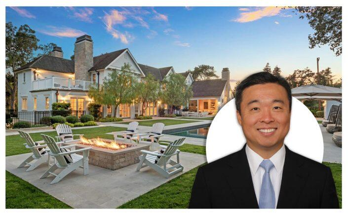 Gideon and Susie Yu ask $27M for mansion in nation's wealthiest town