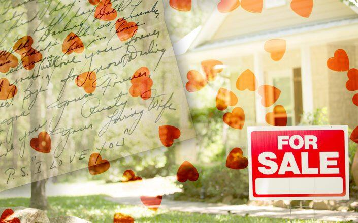 "Realtors no longer heart ""love letters"" to sellers"