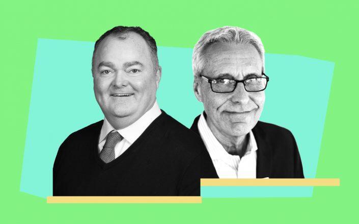 Walton CEO Bill Doherty and SVN | SFR Capital Management CEO Jeff Cline (Walton, SVN | SFR)