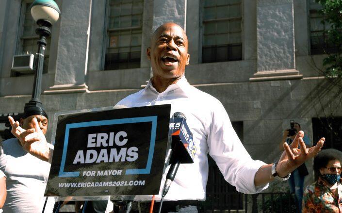 Eric Adams (Getty)