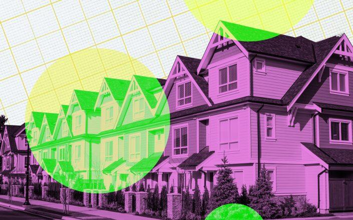 Housing prices broke records for the third consecutive month in May, surging 16.6 percent over May 2020 (iStock)