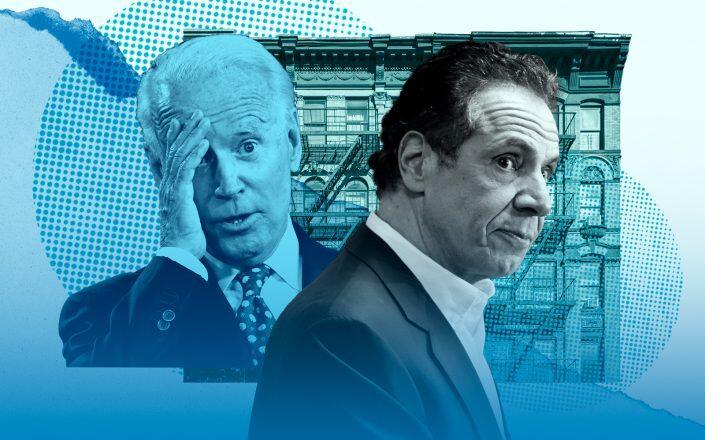President Joe Biden and Gov. Andrew Cuomo (Getty, iStock)