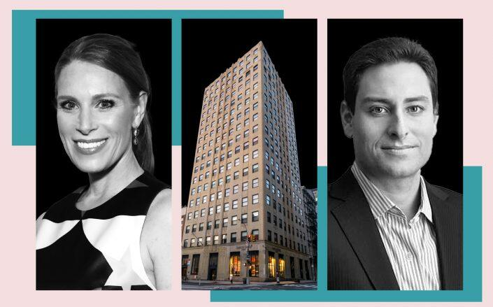 Isabel Rose, 90 Franklin Street and Scott Yedid (Getty, Compass, Cerberus)
