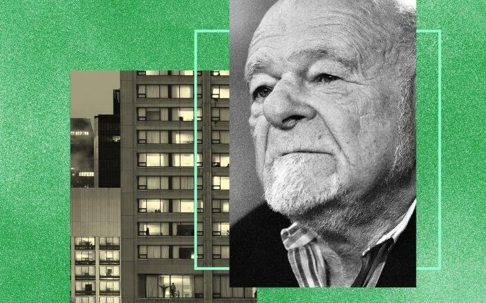 Equity Residential chairman Sam Zell (Getty, iStock)
