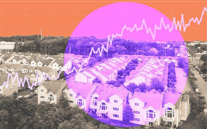 National trends of low interest rates and shrinking inventory has led to record median home prices in Staten Island (iStock)