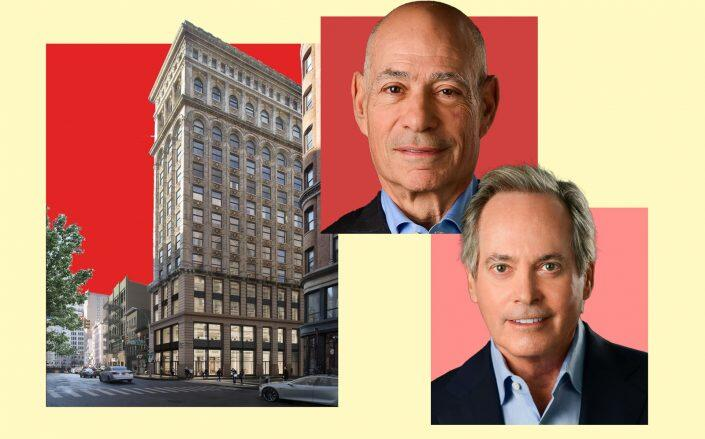 817 Broadway and Taconic co-CEOs Charles Bendit and Paul Pariser (Taconic)