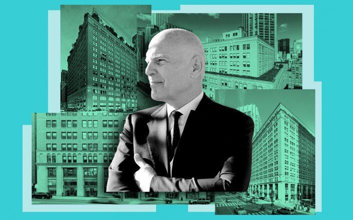 One Park Avenue and Vornado CEO Steven Roth (VNO)