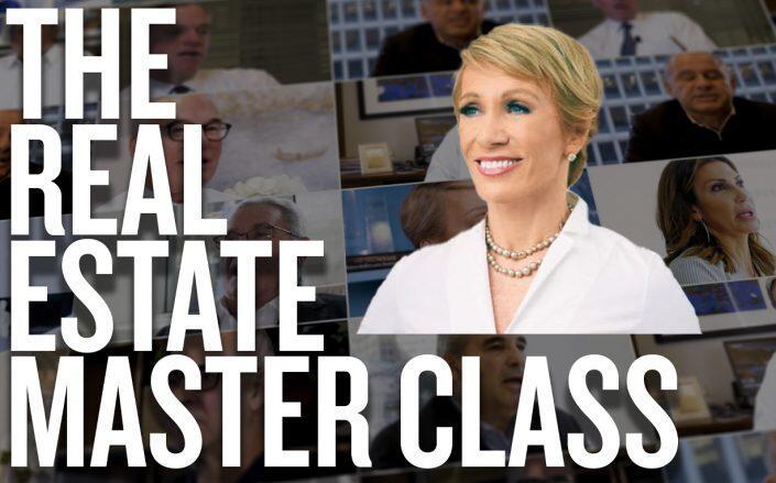 Watch Barbara Corcoran's Master Class In Real Estate