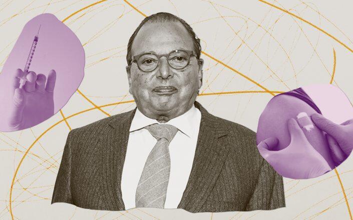 Durst Organization CEO Douglas Durst (Getty)