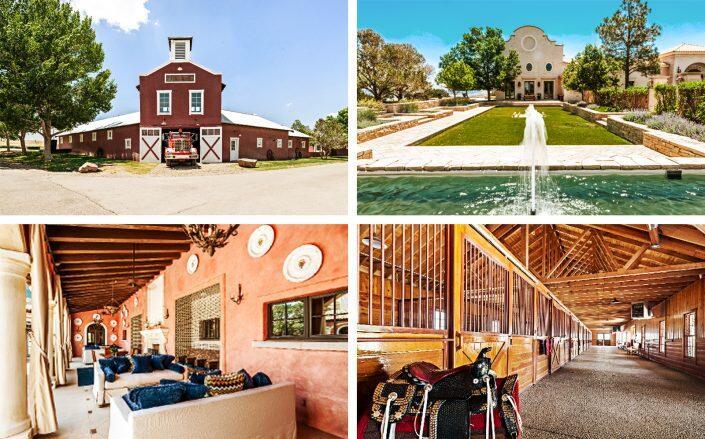 The Santa Fe Zorro Ranch (Sotheby's International Realty)