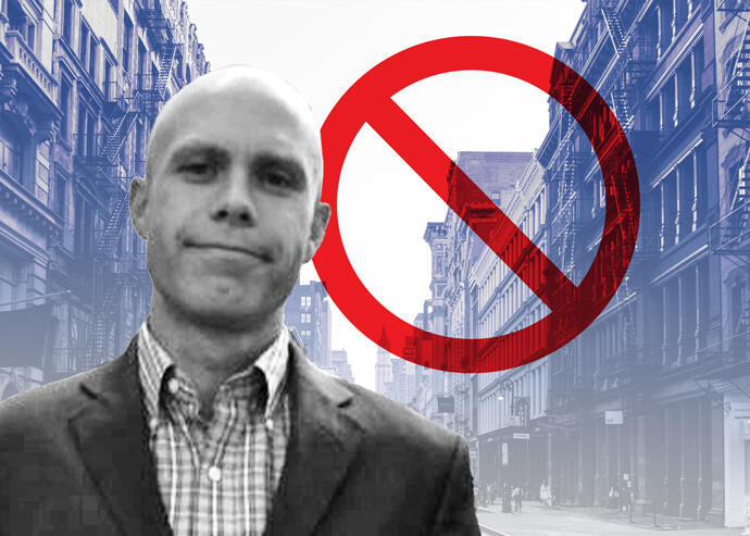 Community Board 2 Votes Against City Proposal to Rezone Soho