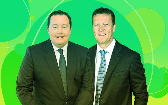 Slate founding partners Blair Welch and Brady Welch (Slate, iStock)