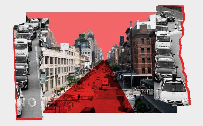 The Meatpacking District is now committing to a car-less future full-time after a pandemic-induced experiment. (iStock)