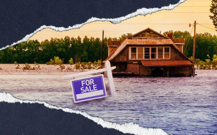 Homebuyers will be able to utilize ClimateCheck data to assess property risk on Redfin listings (iStock)