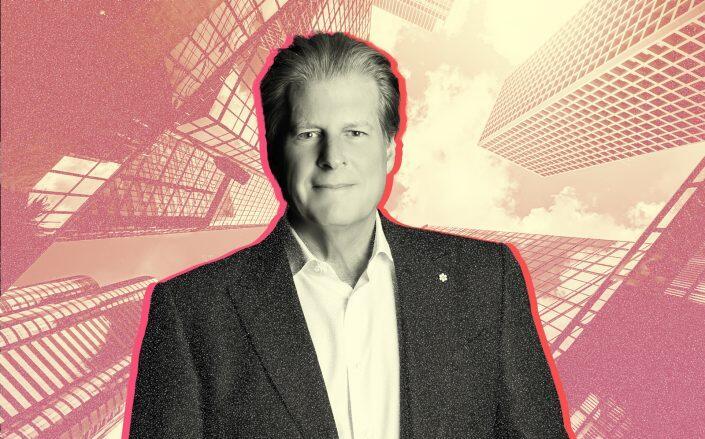 Colliers CEO Jay Hennick (Hennick, iStock)