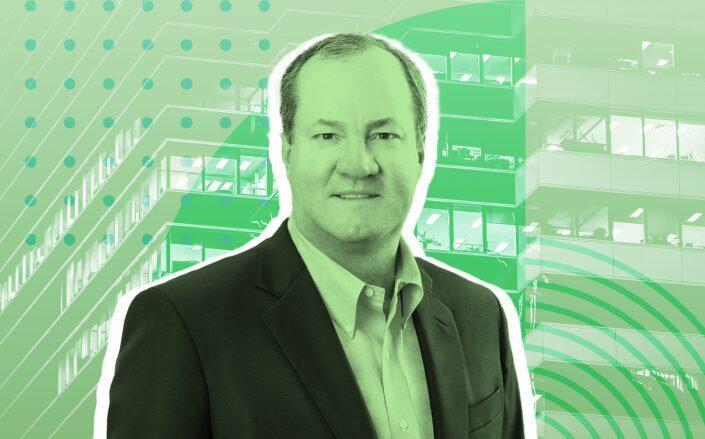 Hines CEO Jeffrey Hines (Twitter/Hines)