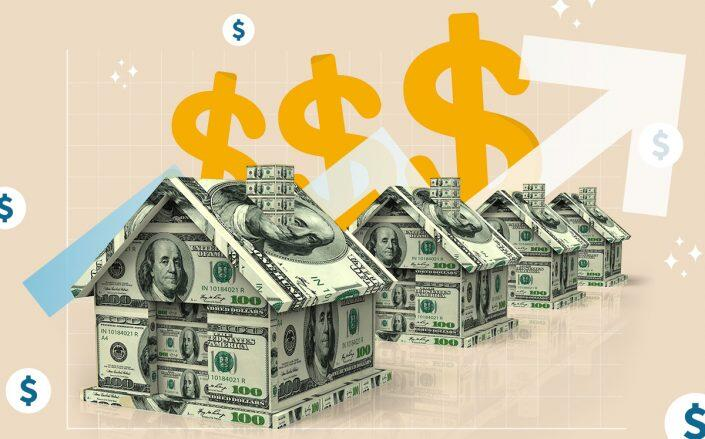 Growth rate of U.S. home prices reaches 30-year high