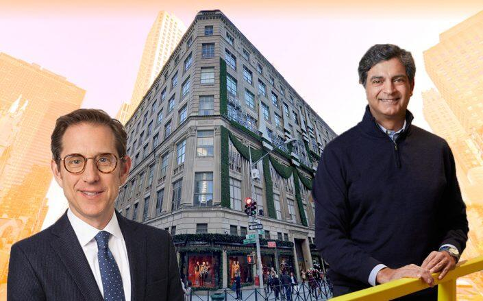 WeWork taking space in some Saks stores