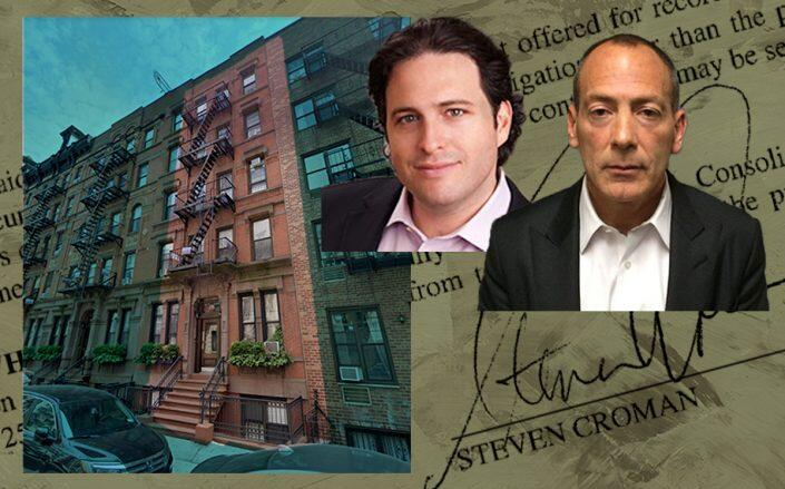Battle of the baddies: Maverick tries to foreclose on Steve Croman buildings