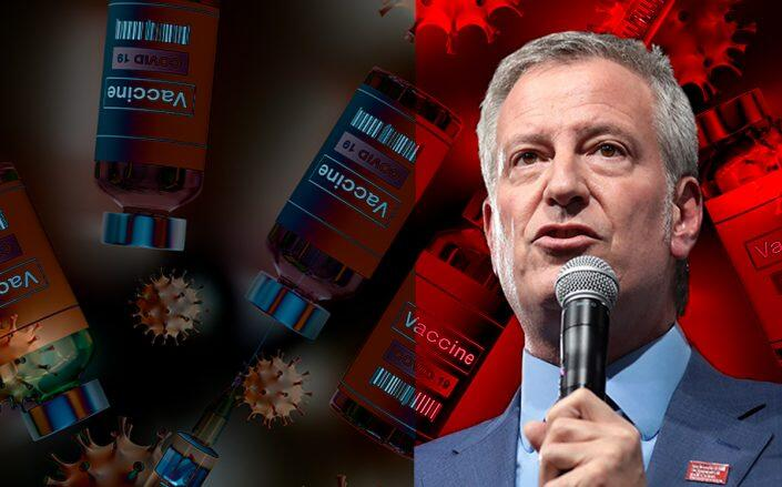 To vax or not to vax: group sues de Blasio over Key to NYC