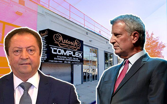 """Heartbreaking:"" Astoria Sports Complex sells to self-storage developer"