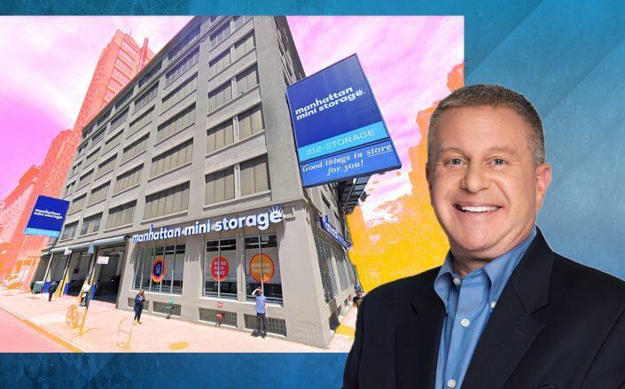 Edison Properties eyes $3B sale of Manhattan Mini Storage