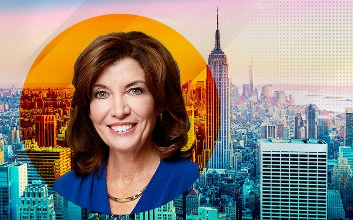 Kathy Hochul pledges to speed up rent relief rollout