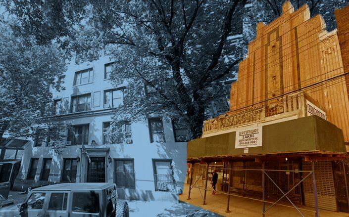 I-Sales: Ghost theater trades in Staten Island