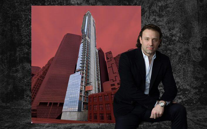 Seaport developer, lender agree to mediation over troubled 'leaning' tower
