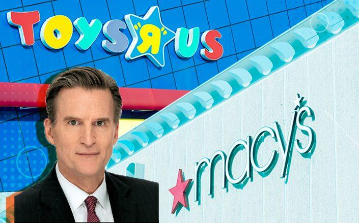 Toys 'R' Us to be resurrected inside 400 Macy's locations