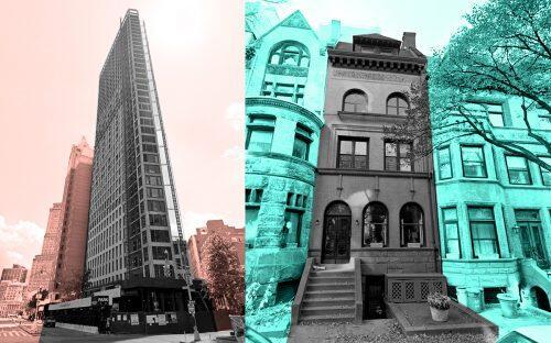 Clinton Street condo edges Park Slope townhouse in Brooklyn sales' slow week