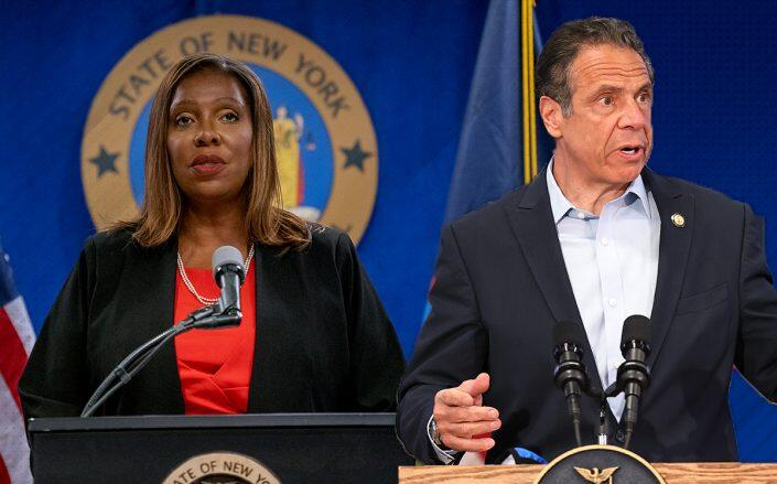 Cuomo sexually harassed staffers, others: AG report