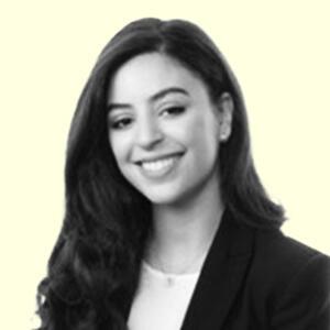 Sarah Bouzarouata (LinkedIn)