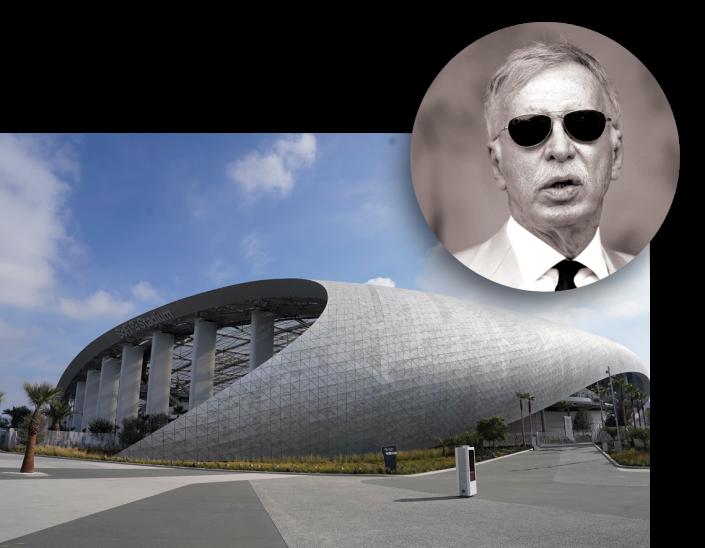 Stan Kroenke and SoFi Stadium
