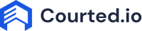 Courted logo