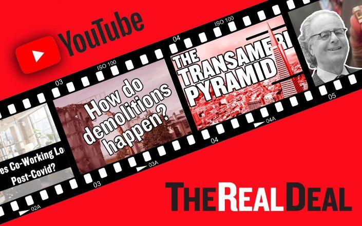 Subscribe to The Real Deal's YouTube channel for unparalleled, comprehensive multimedia coverage on all things real estate