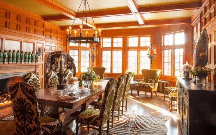 Blue Stone Manor (Airbnb/Mick Hales)