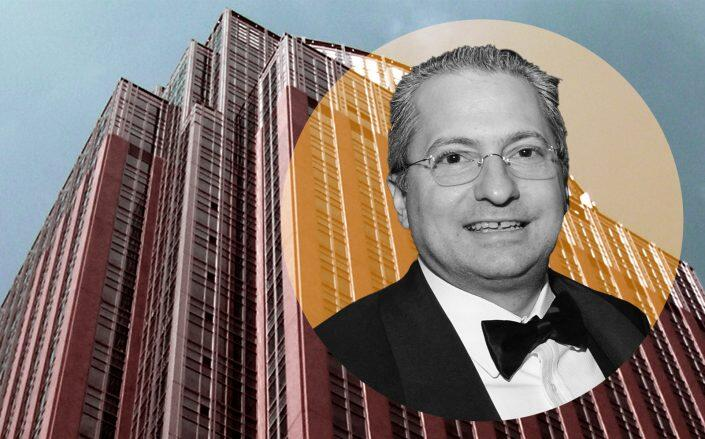 12 MetroTech Center with Davidson Kempner Capital Management's Anthony A. Yoseloff (Getty, Brookfield)