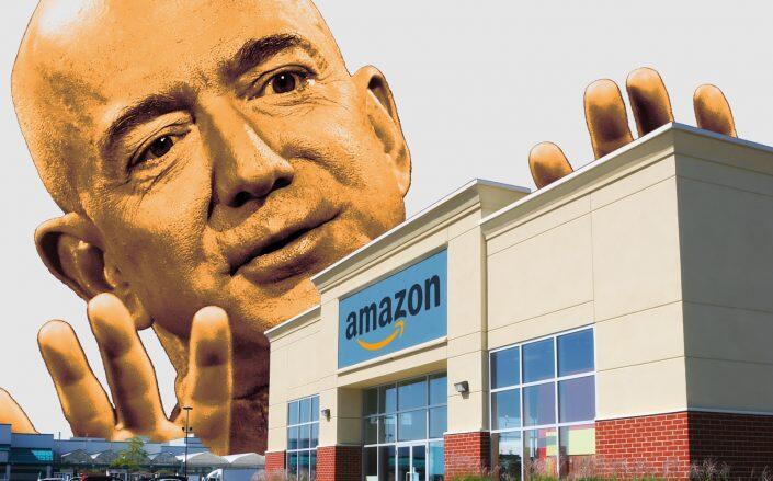 Amazon CEO Jeff Bezos (Getty, iStock)