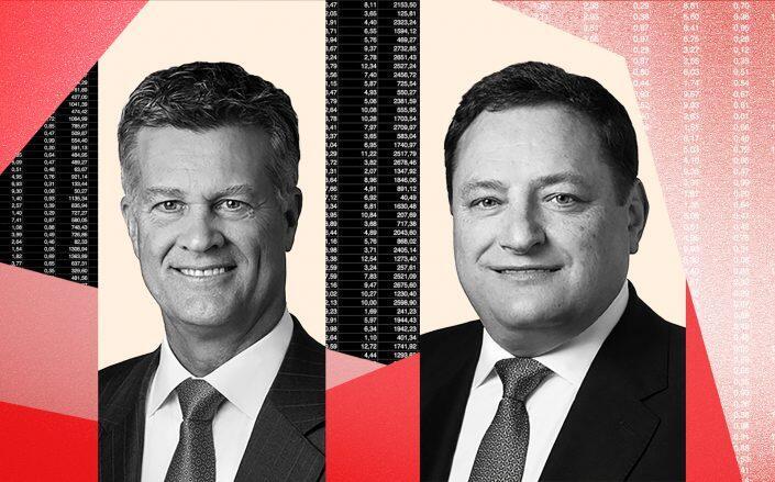 Cushman & Wakefield's Brett White and John Forrester